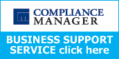 Click here to find out more about Compliance Manager™ Business Supoprt service